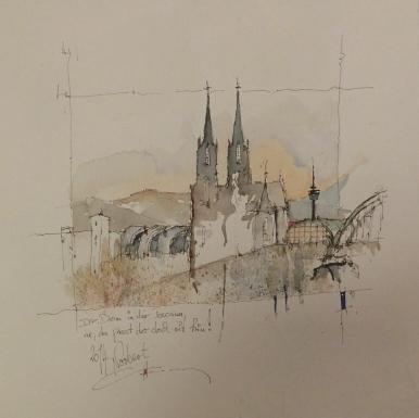 D´r Kölner Dom in der Toscana